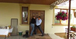 Як суддя Ковтуненко захищався від власниці його будинку