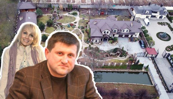 Справи закриваються, маєток повертається: як власність сім'ї екс-голови «Укртранснафти» вивели з-під арешту