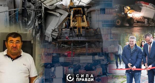 Чия техніка громила контейнери на Старому ринку Луцька і як насправді мав би проходити демонтаж