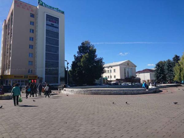 «Не фонтан»: для ремонту центрального фонтану Луцька на тендері обрали дорожчу пропозицію