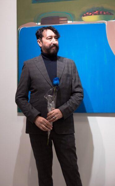 Музей Корсаків запрошує на виставку Бориса Фірцака