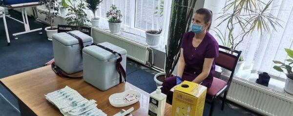 У найбільших містах Волині відкриють центри вакцинації: де та коли
