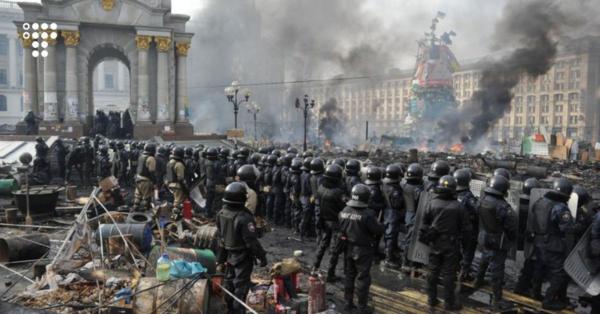 Ексчиновника МВС, якого підозрюють у вбивстві протестувальників на Майдані, затримали. Він ховався від слідства