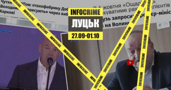 Емоційна лексика у медіа, чутки та інші маніпуляції: дайджест INFOCRIME Lutsk